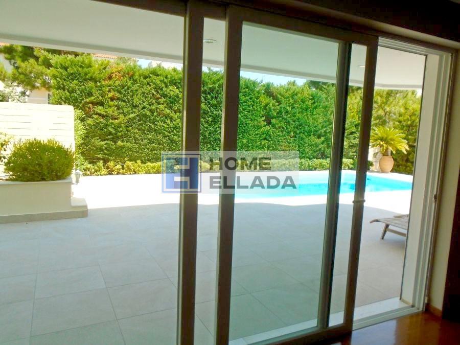 Long term rental 250 m², townhouse by the sea Athens (Kato Voula)