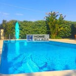 Real estate for rent in Greece with a pool by the sea