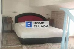 Real estate for rent in Lagonisi with swimming pool, by the sea