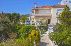Недвижимость в Греции у моря Лагониси (Аттика ) дом 420 м²