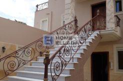 Εποχιακή ενοικίαση σπιτιού στην Αθήνα με πισίνα