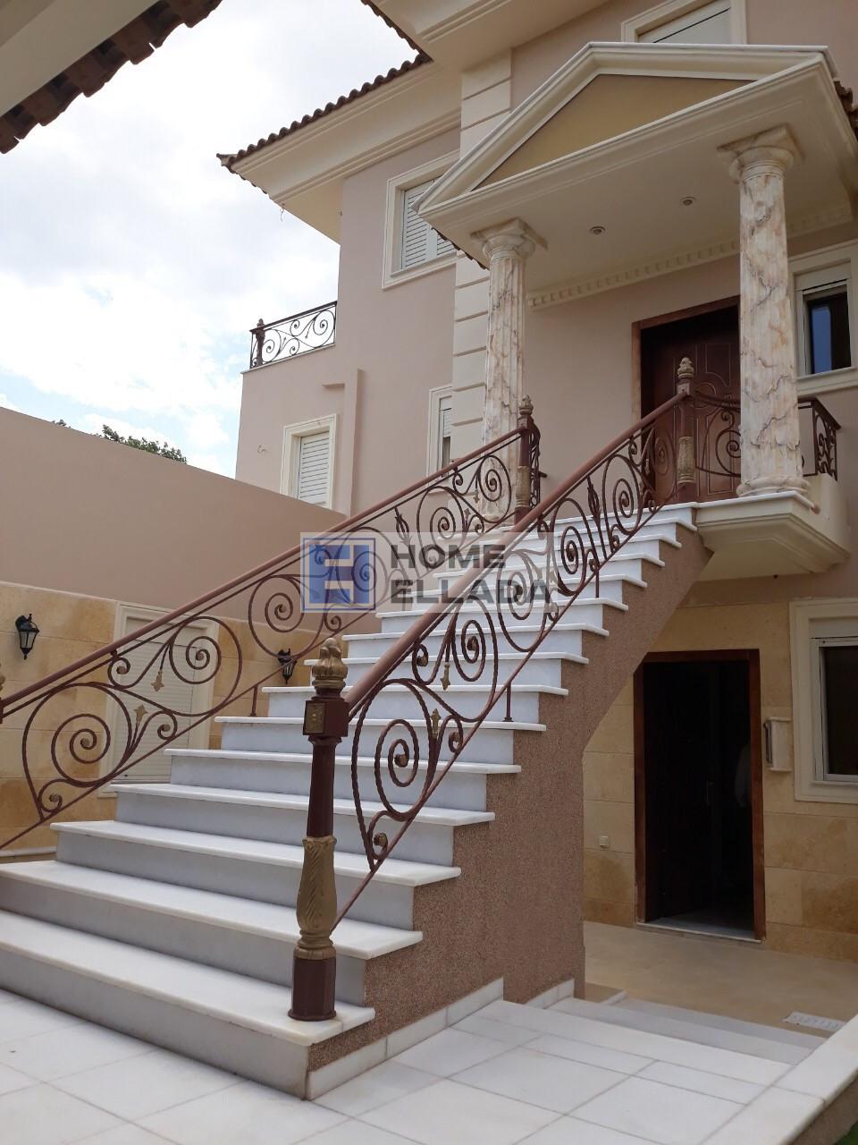 Дом в Афинах с бассейном — первая линия — Варкиза