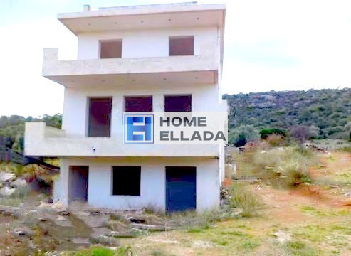 Unfinished townhouse for sale 150 m² Athens - Vari