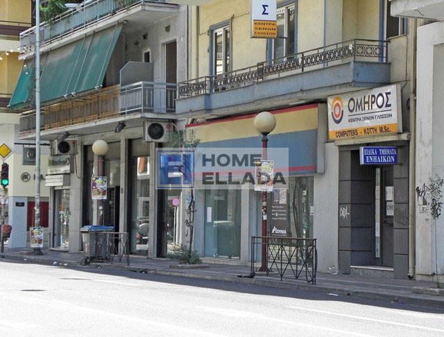 Аренда магазина 142 кв.м в Афинах — Дафни