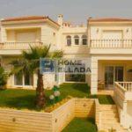 Marcopulo villa in Greece