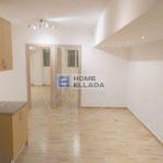 Греция - Лутраки квартира у моря 60 м²