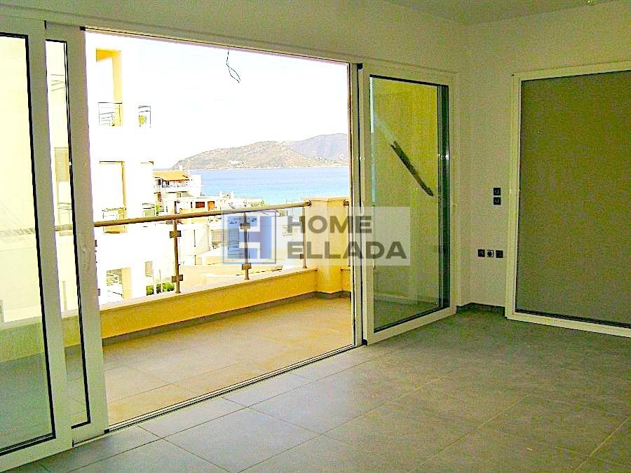 Порто Рафти с видом на море квартира в Греции