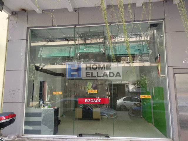 Аренда магазина 115 кв.м в Афинах — Калифея