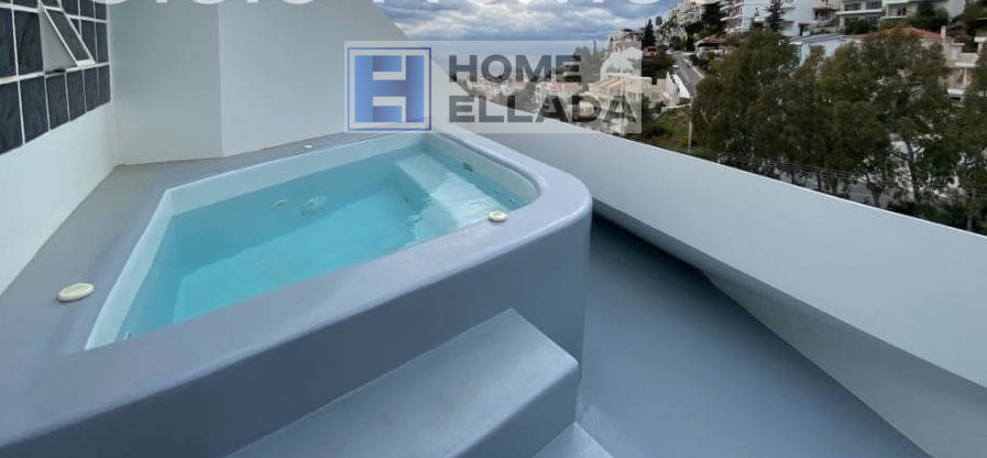Luxury real estate in Greece with a pool