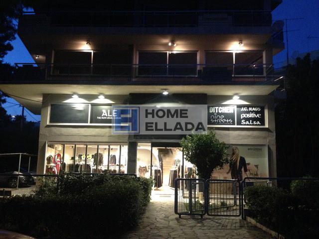 Аренда коммерческой недвижимости в Афинах — Палео Фалиро