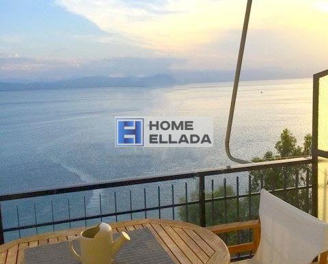 Греция недвижимость 1 линия - вид на море