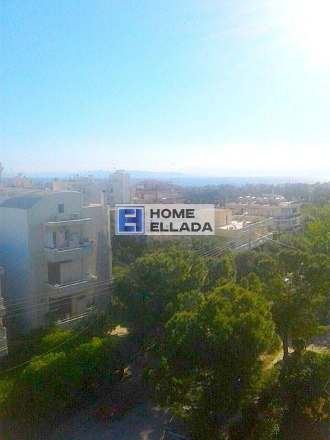 Глифада Гольф с видом на море квартира — Афины