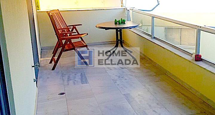 Аренда в Афинах квартира 55 м²