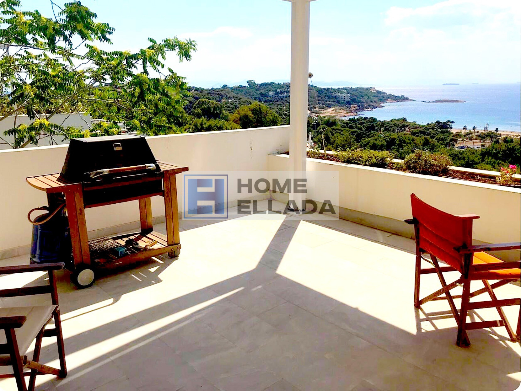 Летняя аренда в Греции Афины-Вульягмени