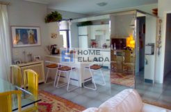 One apartment on the floor of 120 m² Athens-Glyfada