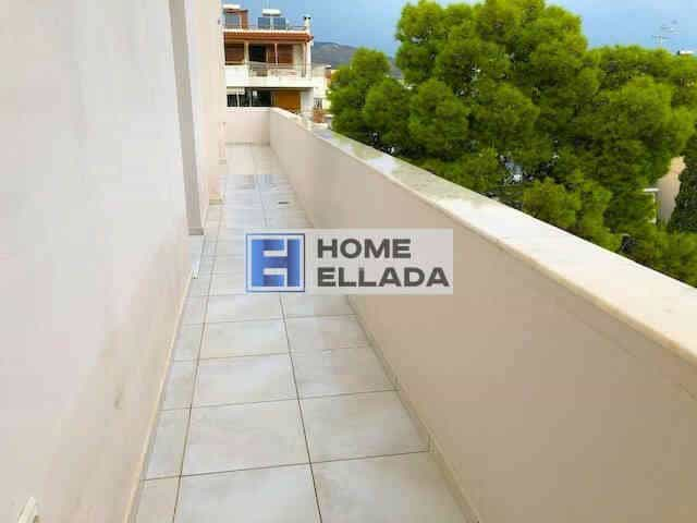 Penthouse for rent by the sea Athens-Varkiza 230 m²