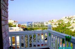 Пентхаус 114 м² Афины-Вула с видом на море