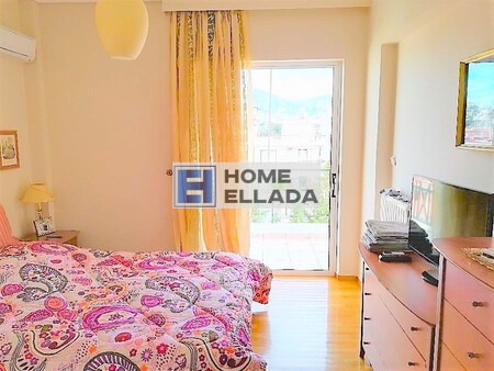 Apartments in Glyfada 134 sq m with sea view