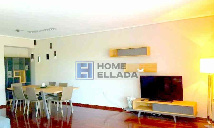 Voula apartment for rent with furniture 120 m²