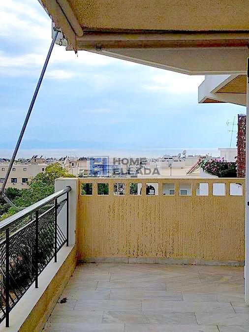 52 m² Ρετιρέ Αθήνα-Γλυφάδα με θέα στη θάλασσα