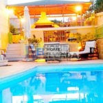House for sale on the sea of Porto Rafti-Attica (Athens) with a pool