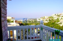 Penthouse 114 m² Athens Voula with sea view