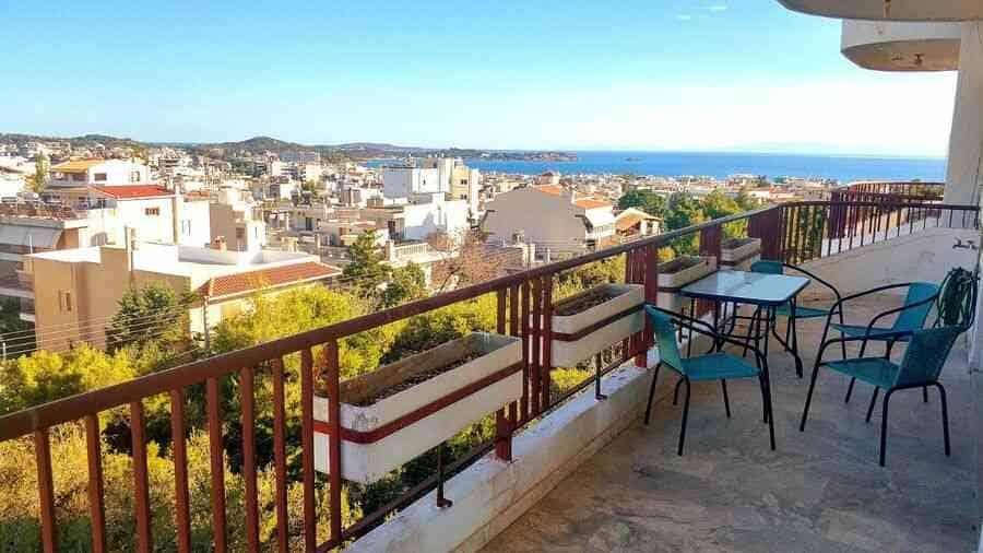 Πώληση - διαμέρισμα δίπλα στη θάλασσα Βούλα Αθήνα 142 τ.μ.