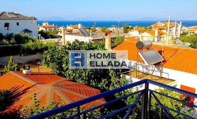 Дом с видом на море 270 кв м Аттика - Артемида