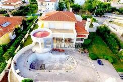 Athens Real Estate - Anixi villa 640 sq m
