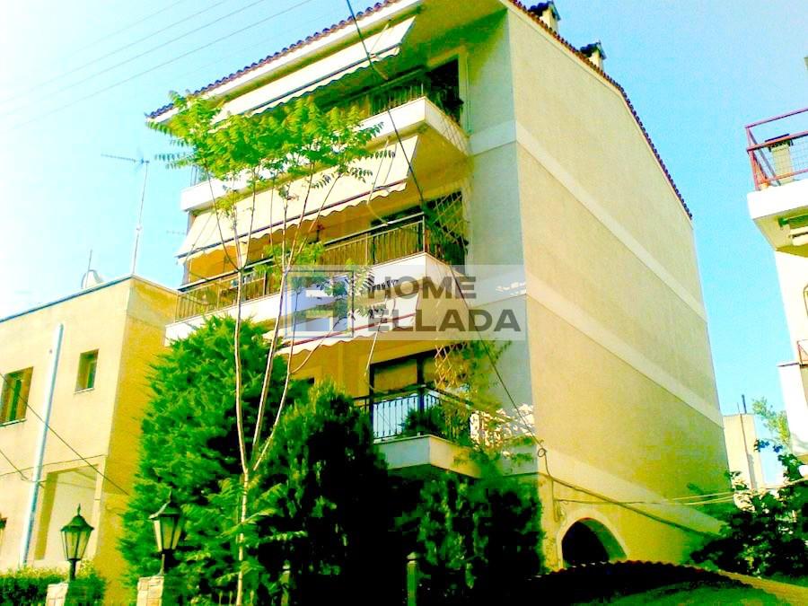 Апартаменты в Палео Фалиро — Афинах 164 кв м
