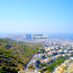 House with pool and sea view Athens - Voula