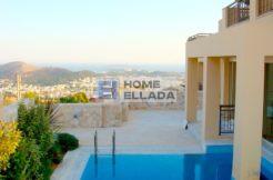 Βούλα - σπίτι στην Αθήνα για ενοικίαση 522 τ.μ. με θέα στη θάλασσα