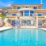 Анависсос - Аттика шикарная вилла с бассейном