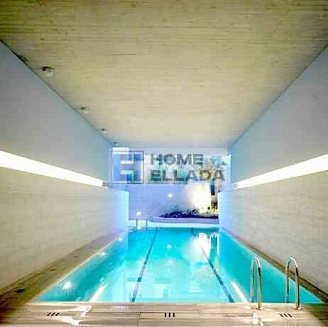 Apartment with pool in Athens
