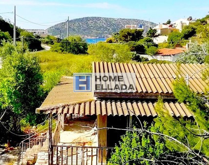 House by the sea Anavissos - Attica