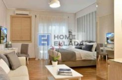 Rent in Athens apartment with furniture and appliances
