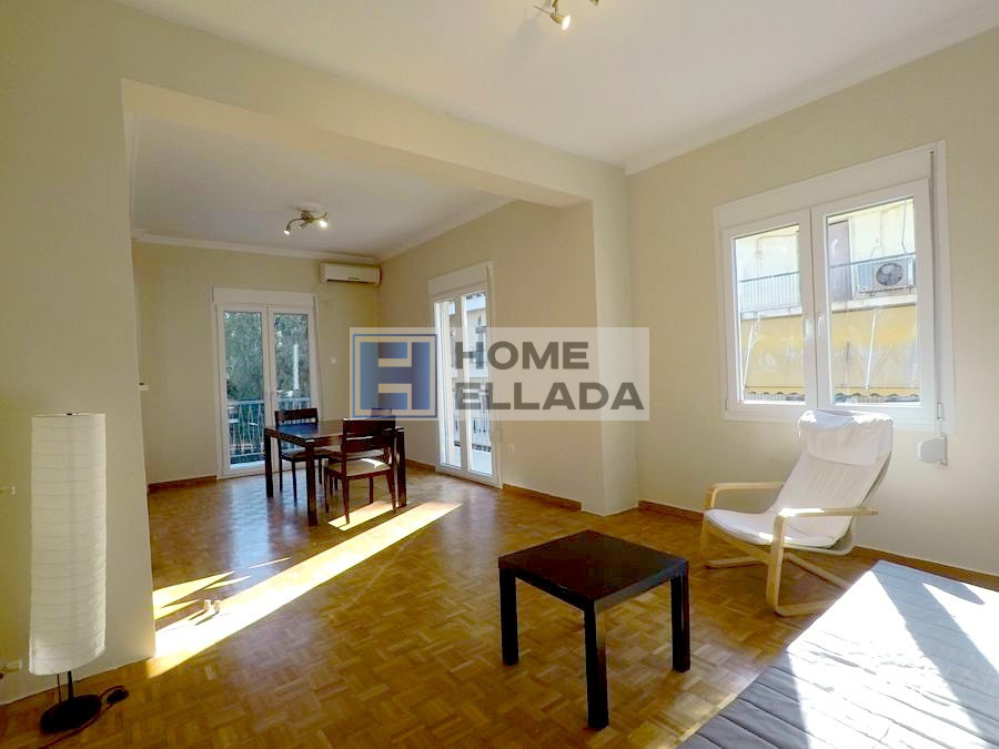 Rent in Athens - Zografu apartment 72 sqm