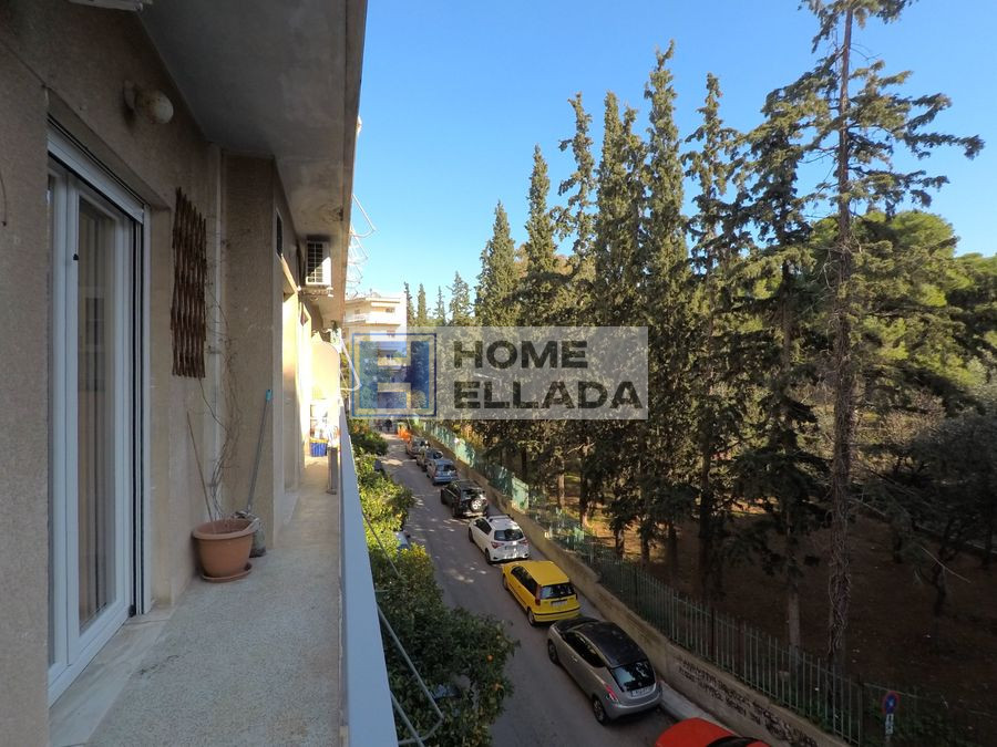 Vacation rental in Athens - Zografu apartment 72 m²
