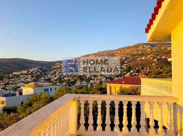House with sea view Saronida - Attica 500 m²