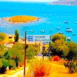 House 100 meters from the sea Agia Marina - Attica