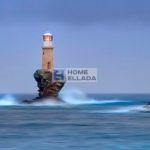 Порто Рафти - Афины здание у моря