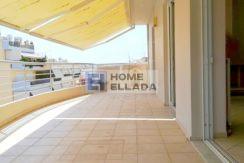 Новая 3-х комнатная квартира Афины-Кесарьяни