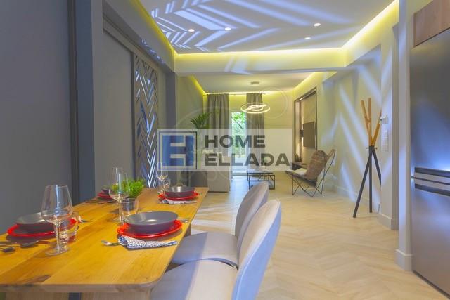 Апартаменты у моря Афины — Вульягмени 68 м²