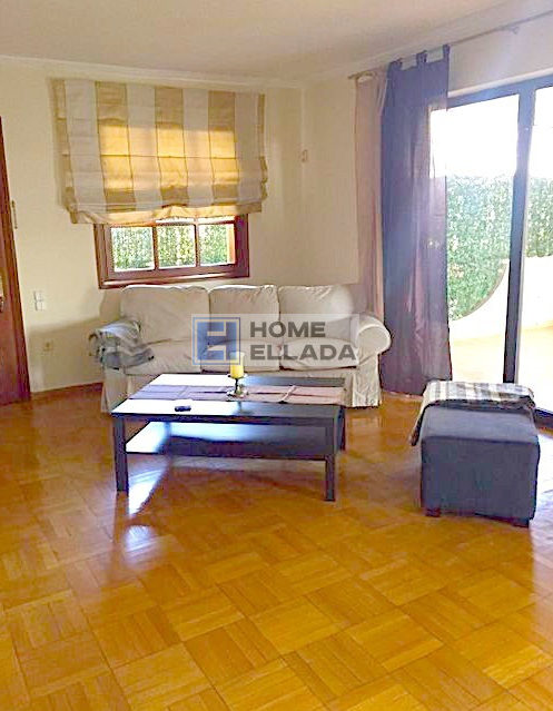 Rent a furnished apartment in Voula - Athens 100 m²