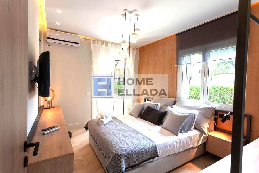 Апартаменты у моря Афины - Вульягмени 68 м²