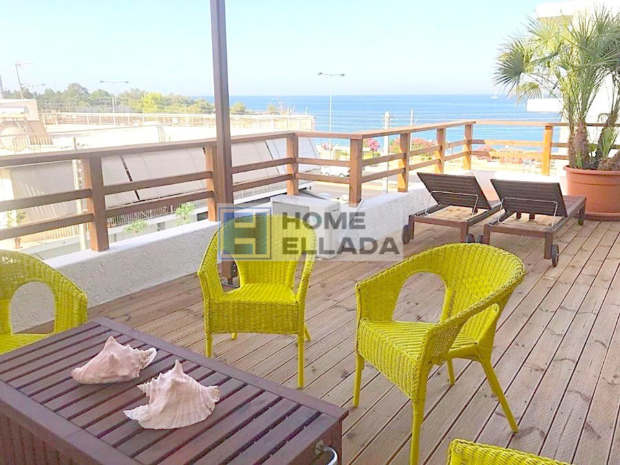Аренда дома у моря Афины — Алимос 195 м²