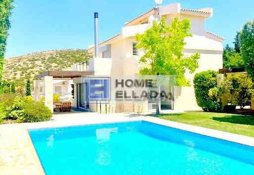 Villa for rent by the sea Saronida - Attica 330 m²