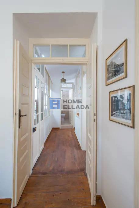 Athens Center apartments for rent in a historic house