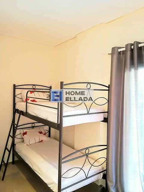 Daily rent in Athens Center Tisio