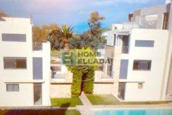 Продажа квартиры в 100 м от моря Порто Рафти - Аттика